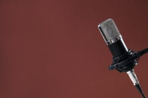 commercial voice over